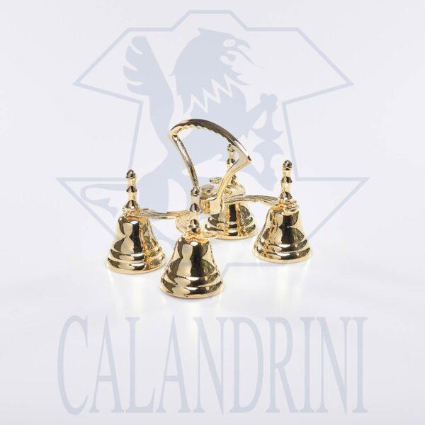 Four-bell bell