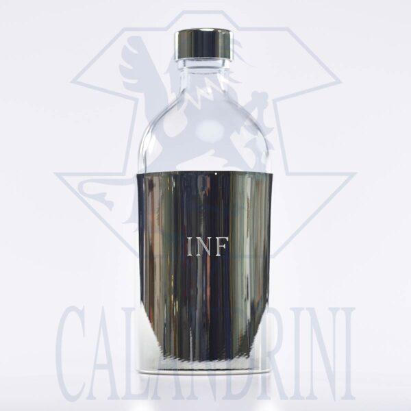 Botella de aceites sagrados