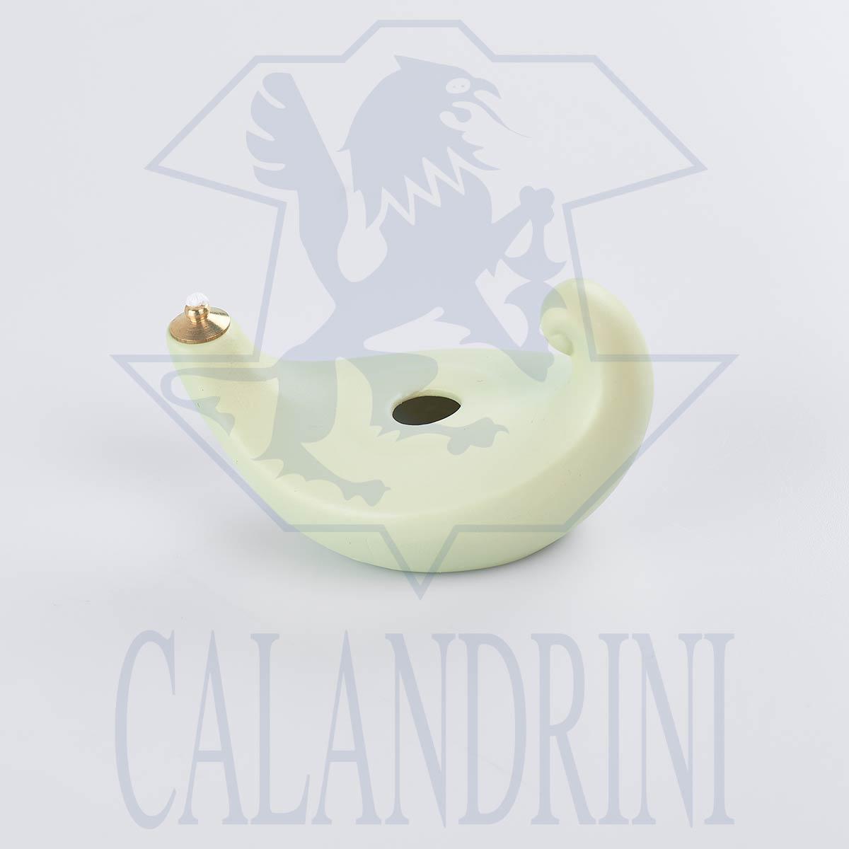 Claraboya de porcelana 120 mm.
