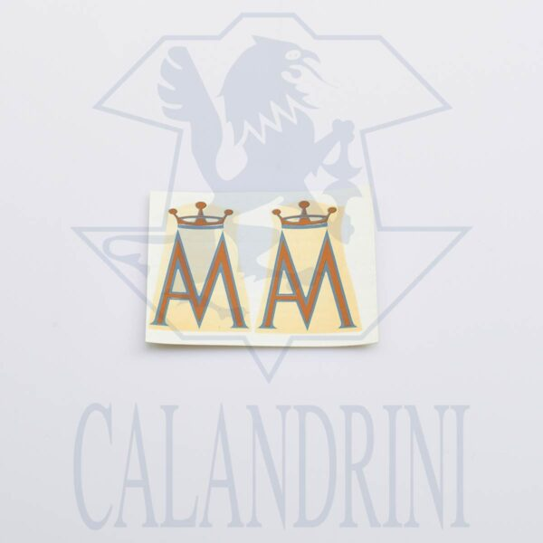 AM MARIANA Calcomanía