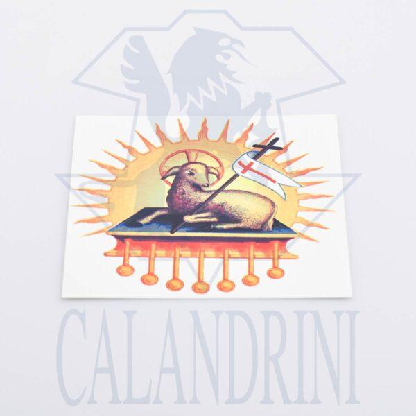 Calcomanía De Cordero